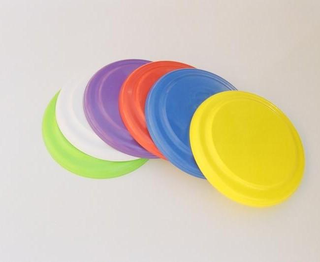 Frisbee bulk