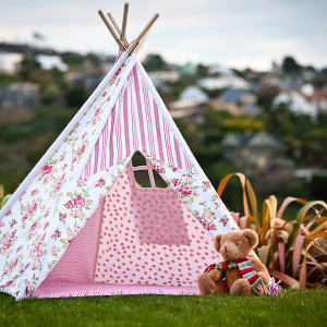 Girly Girl Teepee